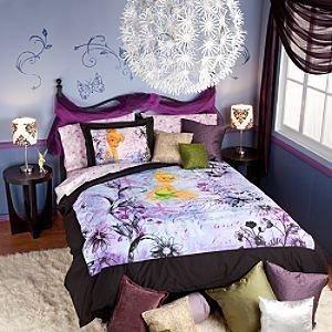 Tinkerbell Bedding For Girls - Bedspreads, Duvet, Comforters and Sheet Sets - InfoBarrel