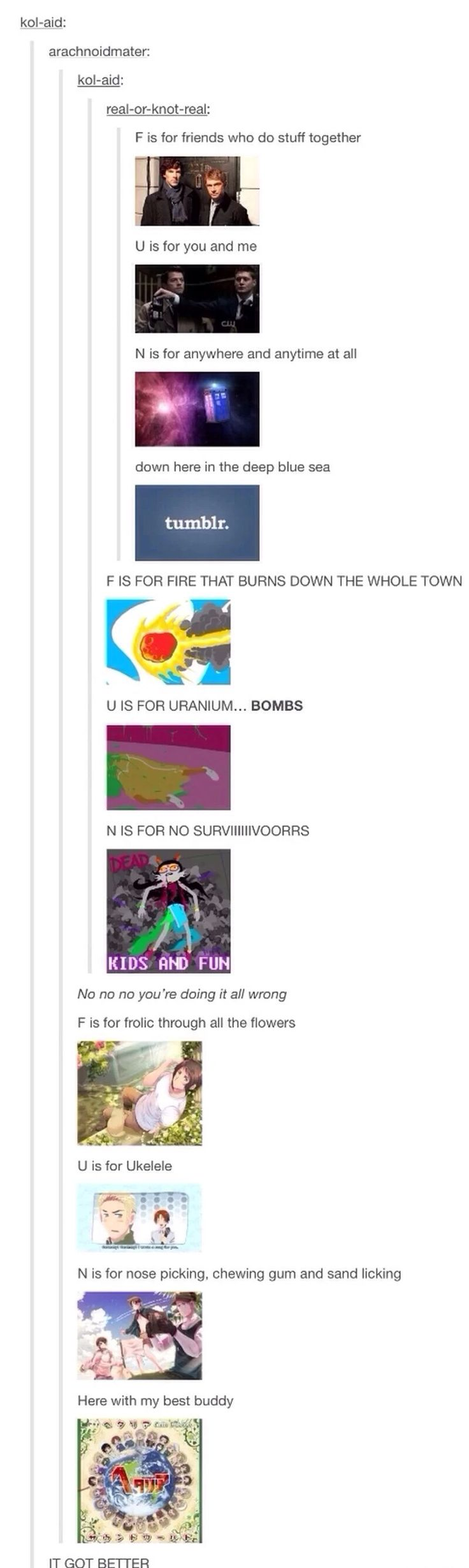 ((THIS IS TOO AMAZING SING ALONG TO THE SUPERWHOLOCK HOMESTUCK HETALIA FUN SONG))