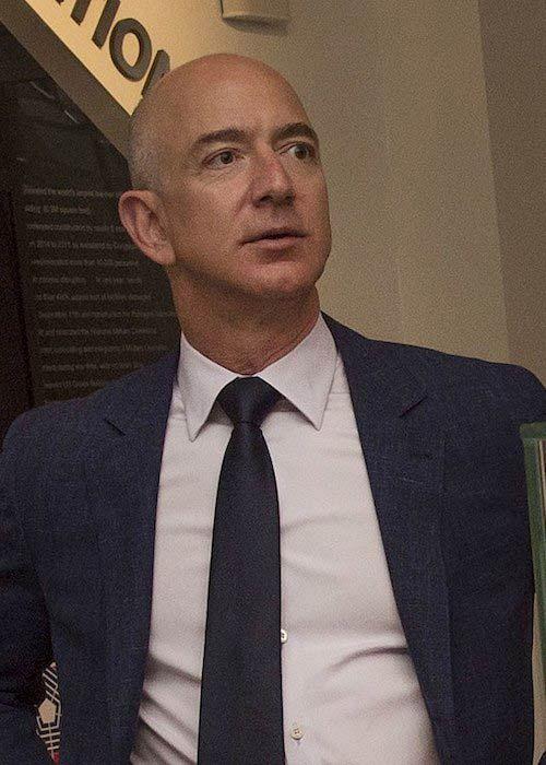Jeff Bezos Height Weight Age Body Statistics Healthyceleb Com