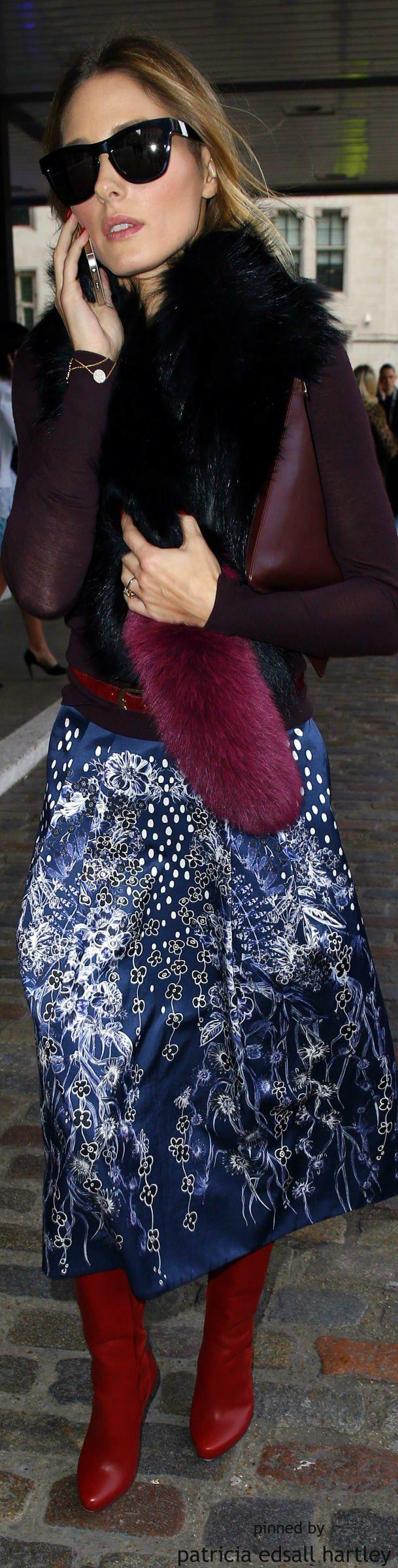 Olivia Palermo ~ Haute In MANHATTAN