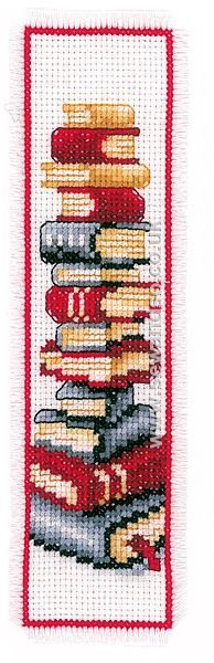 Shop online for Book Lover Bookmark Cross Stitch Kit at sewandso.co.uk. Browse our great range of cross stitch and needlecraft products, in stock, with great prices and fast delivery.