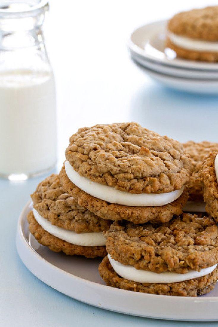 Make Oatmeal Cream Pies at Home!� �Jamie Lothridge
