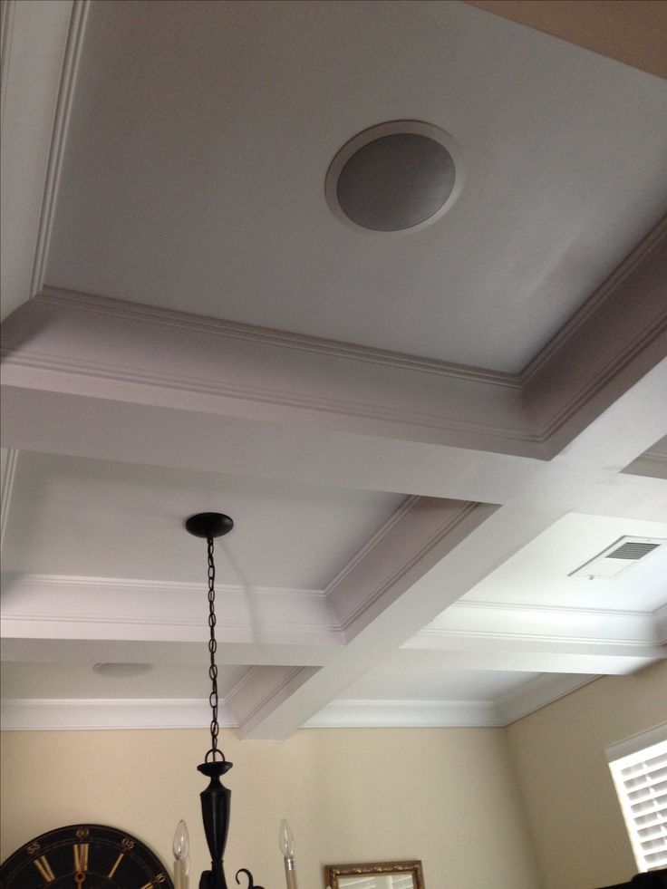 In Ceiling speakers and Sonos Connect Amp for Dining room and kitchen areas install