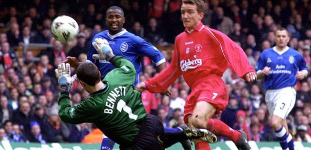 Vladimir Smicer: League Cups, Cups Final, Final 2001