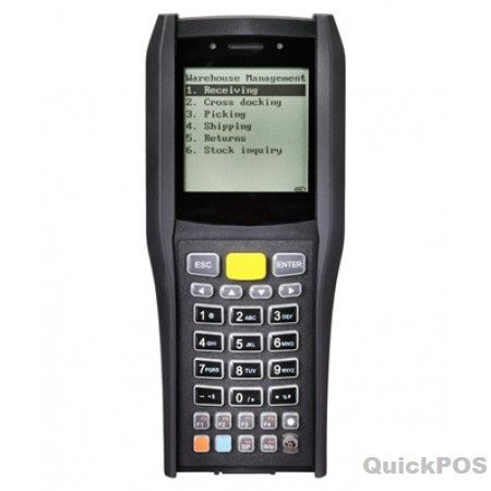 Get 4% OFF on Cipherlab 8400 Mobile Computer 4Mb with Laser Scanner at QuickPOS store. We deals with huge brands of POS hardware Systems at LOW Rates http://bit.ly/20IHGuL