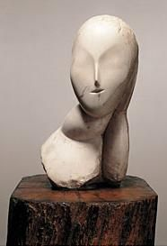 The Muse - #marble #sculpture by Constantin @Morgan Collins, 1912.