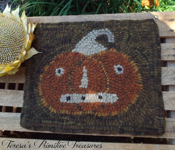 Washable Primitive Rugs: 67 Best Images About Hooked Rugs On Pinterest