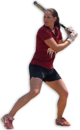Jessica Mendoza Softball Training - HIT: Outside Pitch  http://www.youtube.com/watch?v=2Gu7D_pvK98&feature=plcp&context=C3017678UDOEgsToPDskJWjQtT-6rvTL2Mw8nHR5F_