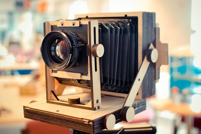 Intrepid large format camera ditches digital, embraces gorgeous photos #camera #film #format #lens #photographs #photography #crowdfunding #backerjack
