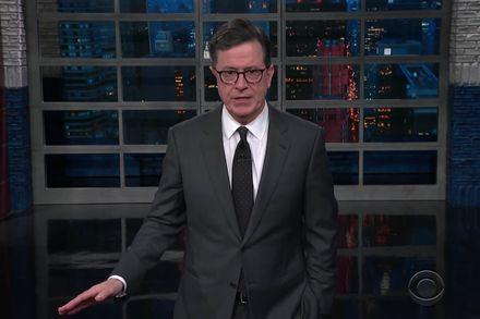 Stephen Colbert Attacks White House Over Rob Porter Allegations