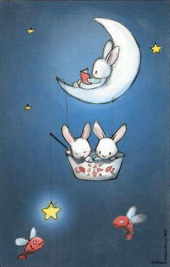 Rock a bye bunnies