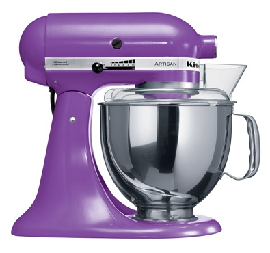 Purple KitchenAid Stand Mixer: please tell me this color really exists bc i HAVE to own it!