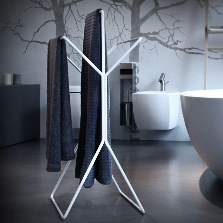 22 best Badkamer images on Pinterest Bathrooms, Bathroom and - handtuchhalter für küche