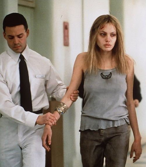Angelina Jolie in Girl Interrupted