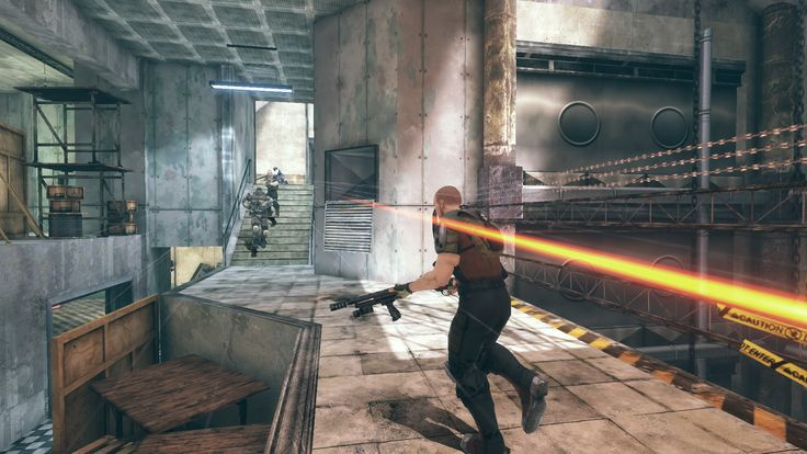 Indie FPS Ballistic Overkill rushes into Steam bringing the best from Call of Duty and Overwatch in its heart.