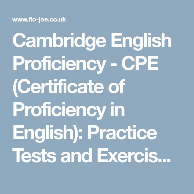 english proficiency exam practice test pdf