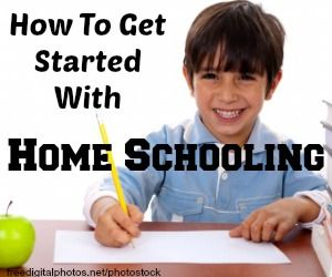   Getting Started With Home Schooling...if I so choose to do so...I feel it would be good for us; we have the access to sports and classes for cheap...so she would have her social skills too.! :)