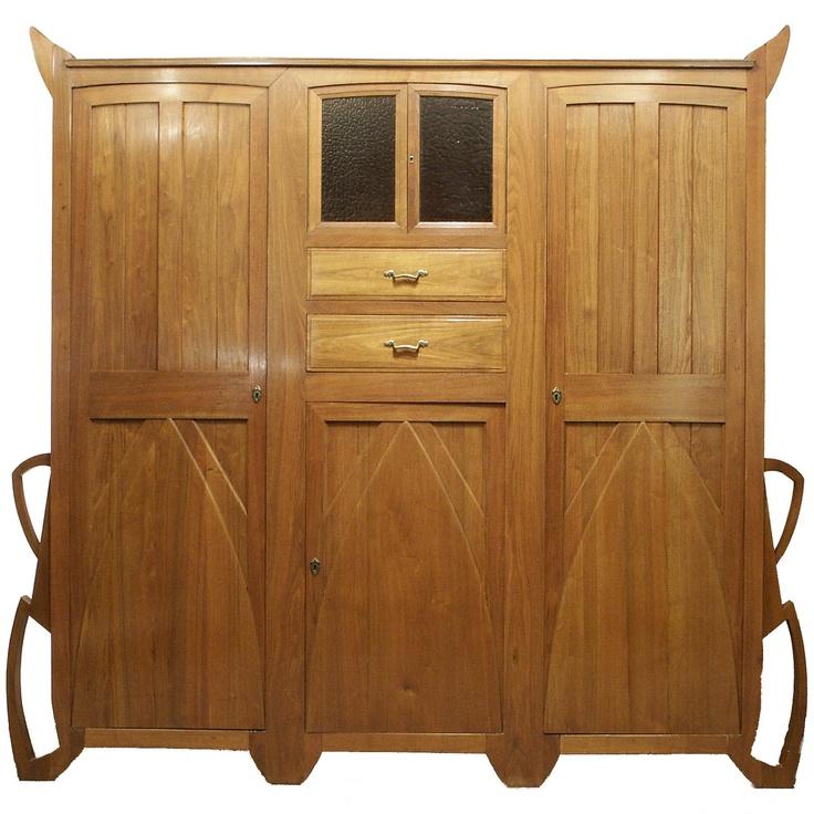 40 besten henry van de velde bilder auf pinterest jugendstil bauhaus und belle epoque. Black Bedroom Furniture Sets. Home Design Ideas
