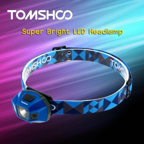 (26.99$)  Watch here - http://aiwzi.worlditems.win/all/product.php?id=Y2544BL - TOMSHOO Super Bright LED Headlamp High Power Flashlight Water Resistance USB Cable Rechargeable Headlight Lamp for Biking Camping Climbing Other Outdoor Activities