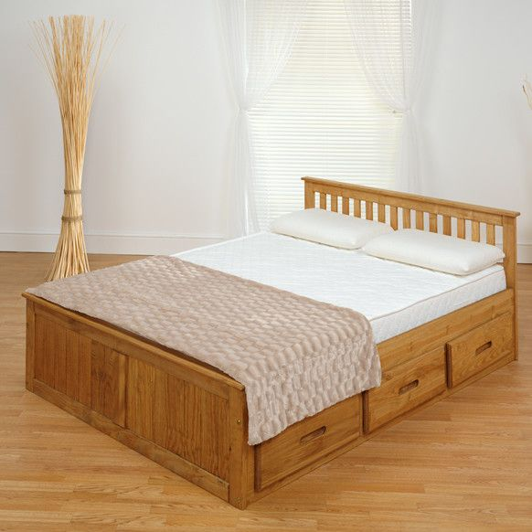 Homestead Living Mission Small Double Bed Frame