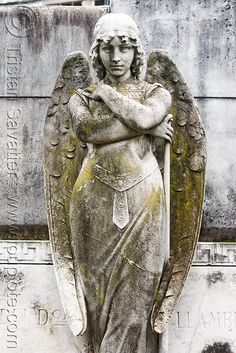 Recoleta Cemetery (Buenos Aires). Photo (c) Tristan Savatier (flickr).