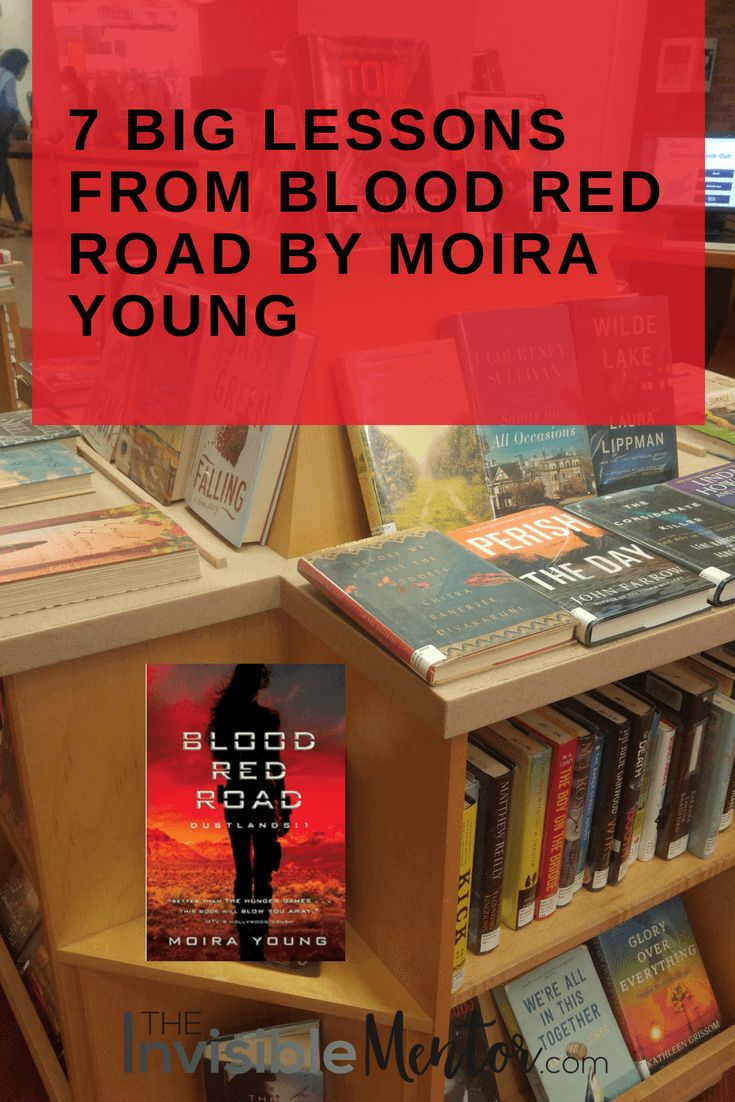 This is a review and summary of Blood Red Road by Moira Young. This is book one in the Dustlands trilogy. The Dust Lands trilogy is another dystopian series for young adults, where the lead character is Saba, an 18-year-old female. Saba is supposed to rise to become a great leader, and you see her leadership abilities in the book. Visit my website to read, 7 Big Lessons from Blood Red Road by Moira Young.