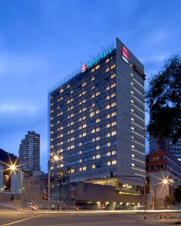 Hotel Ibis Bogotá Museo - Arias Serna Saravia