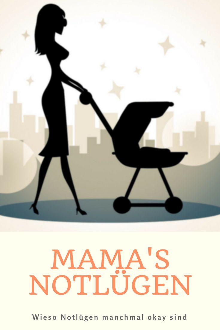 Wieso Notlügen gegenüber unserer Kinder völlig okay sind. Mütter dürfen auch mal!