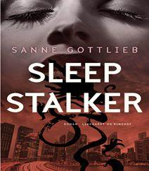 Sleep Stalker af Sanne Gottlieb er hendes debutroman. Manuskriptet blev allerede solgt til Filmselskabet Zentropa inden bogudgivelsen, og det er første gang i forlaget Lindhardt og Ringhof's historie. Bogens hovedperson er på forretningsrejse med sin mand, men hun opsøger en fremmed og skræmmende verden om natten. Men pludseligt forelsker hun sig i en kinesisk læge, og det bliver starten på en erotisk, sanselig, men dyster beretning om en besættelse af et fremmed menneske. Klik på…
