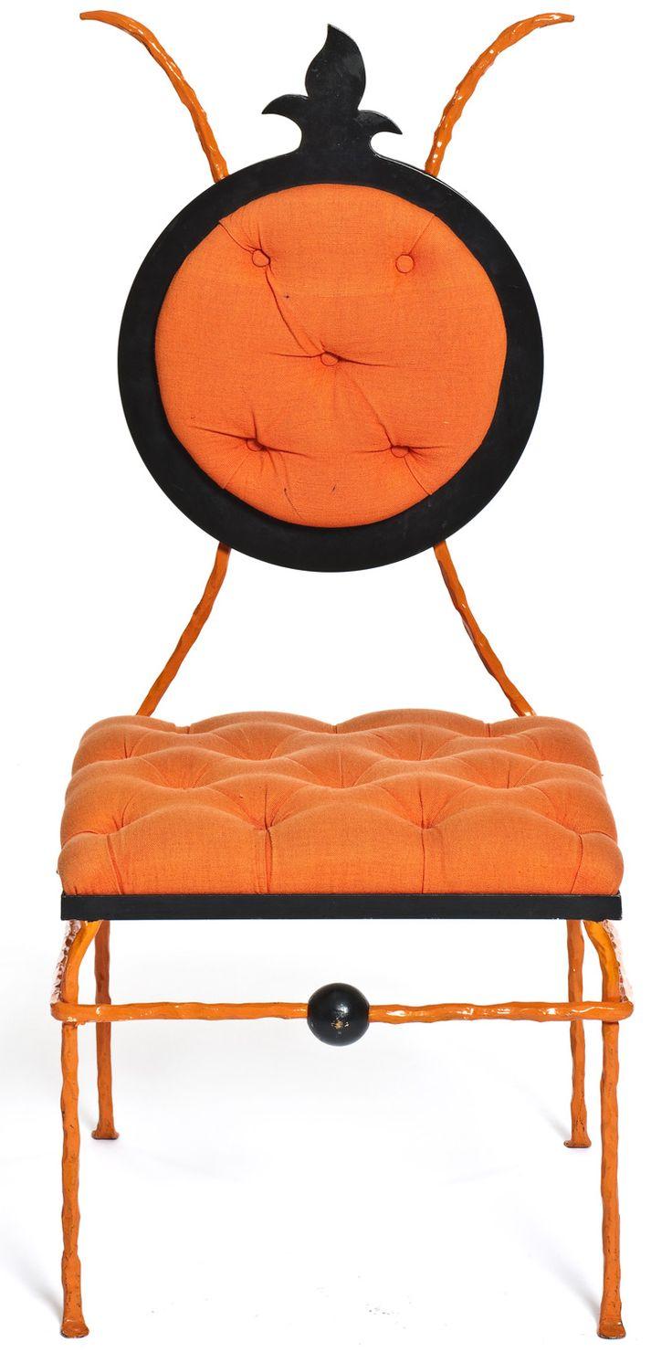Garouste bonetti chaise lacroix 1987 mattia bonetti garouste and - Chaise design suisse ...