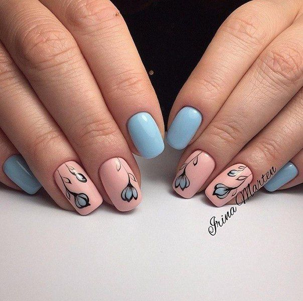 30 Funky And Trendy Nail Art Designs For 2014: 17 Best Ideas About Creative Nail Designs On Pinterest