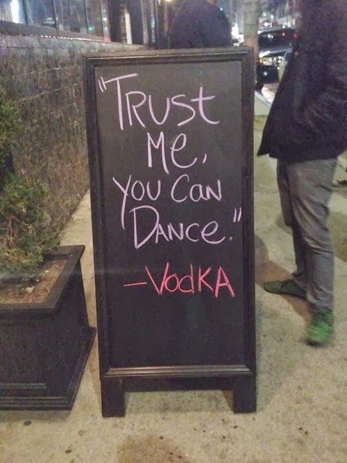 Everyone can dance :)
