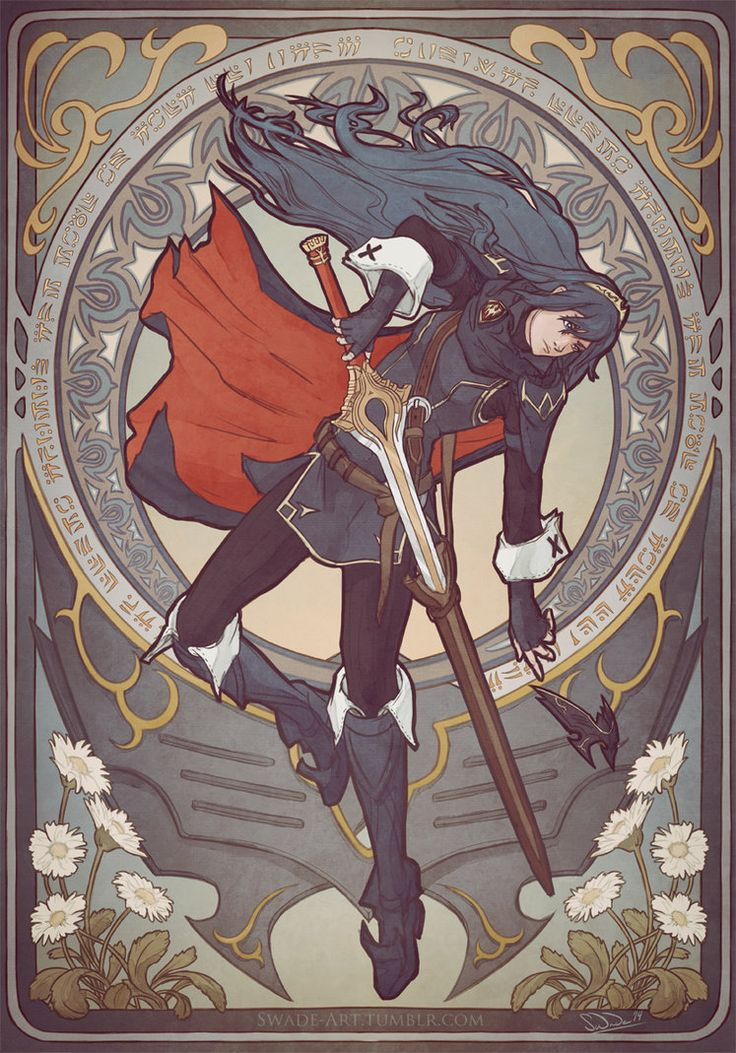 Fire Emblem: Awakening - Lucina by swadeart on DeviantArt