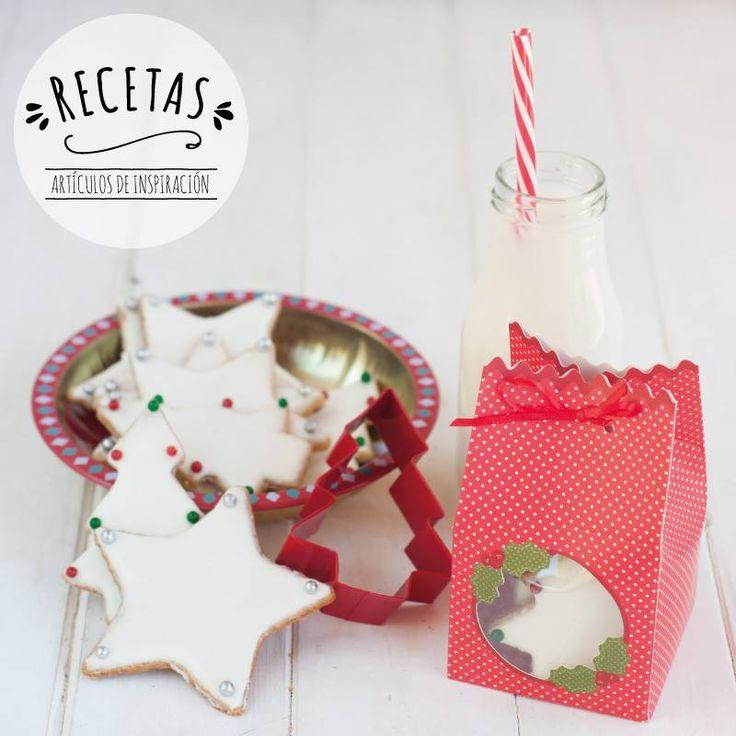 No hay nada más entretenido que hacer galletas navideñas. Esta receta con un toque de jengibre, es perfecta para celebrar y compartir en familia.