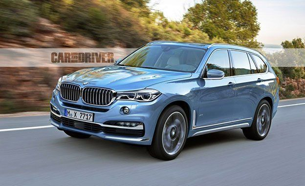 2018 BMW X7 Spied: Because Bigger Is Better - http://carparse.co.uk/2016/11/22/2018-bmw-x7-spied-because-bigger-is-better/