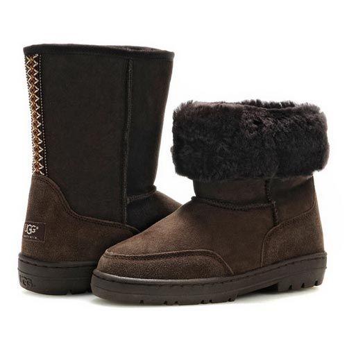 UGG Ultra Short Boots 5225 Chocolate  http://uggbootshub.com/ugg-boots-short-ugg-ultra-short-boots-5225-c-18_55.html