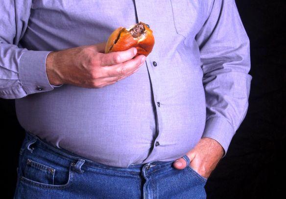 Gyorsételek és elhízás korai halálhoz vezetnek.