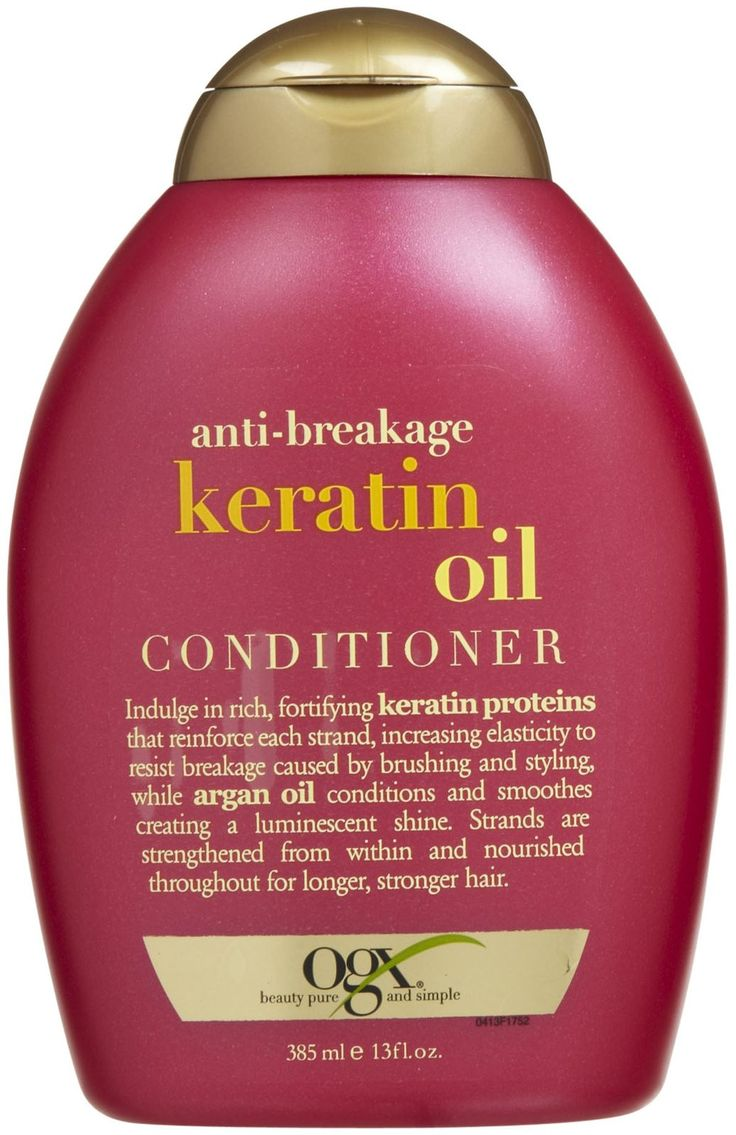 Ogx Keratin Oil Anti Breakage Conditioner 13 Ounce Argan