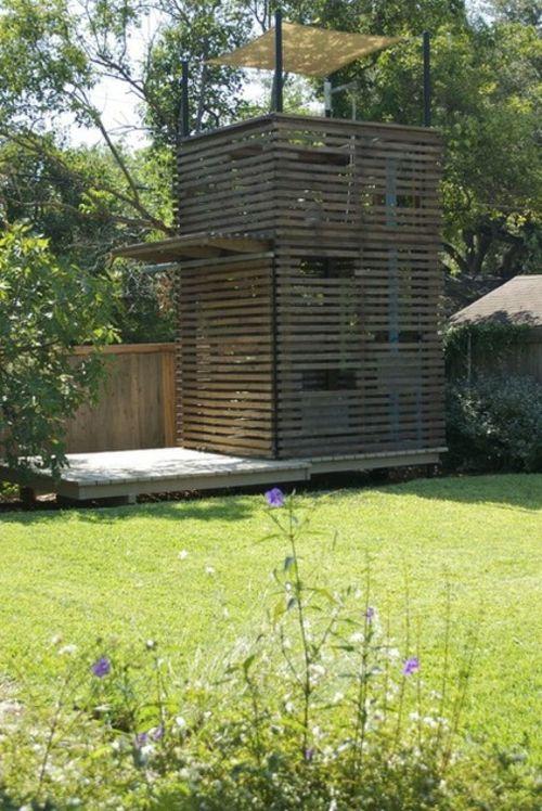 die besten 17 ideen zu kinder baumhaus auf pinterest outdoor forts kinder outdoorspielh user. Black Bedroom Furniture Sets. Home Design Ideas