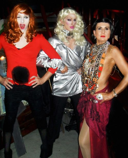 Death Becomes Her group costume | Halloween Ideas - I have ...