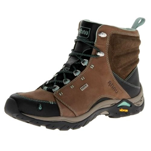Ahnu Montara Hiking Boot has the cutest look for a hiking boot!