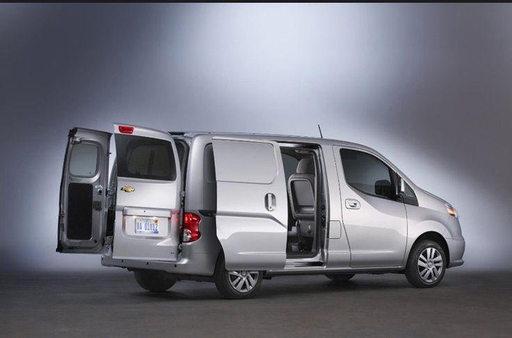 2018 Chevrolet Express Cargo Van Exterior Design