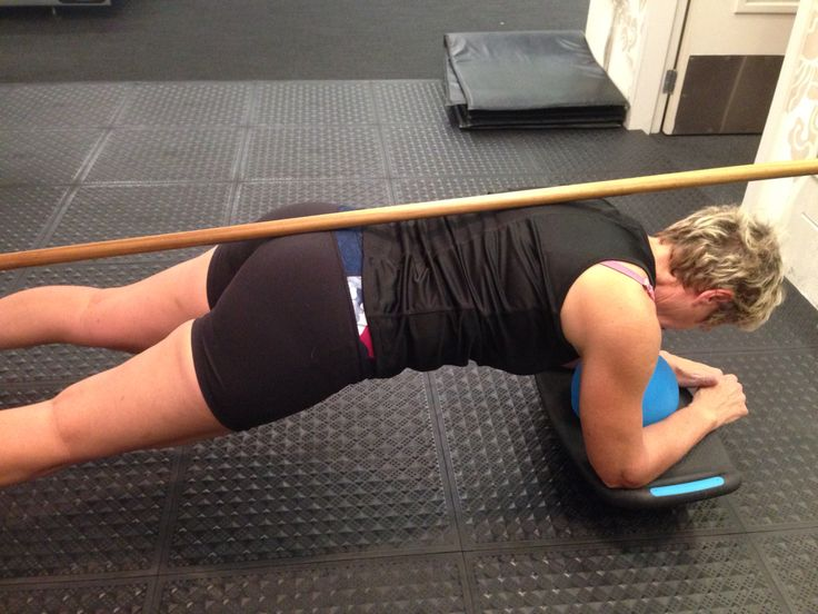 Modified Planks