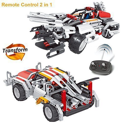 Car Toy For Boys Educational Building Blocks 326Pcs Construction Remote Control  #Kbrand