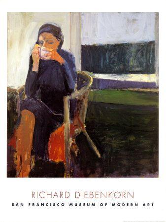 Richard Diebenkorn (1922-1993) American Painter ~ Blog of an Art Admirer