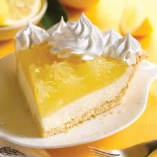 Pub Restaurant Copycat Recipes: Lemon Supreme Pie