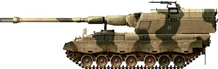 PanzerHaubitze 2000 - Tanks Encyclopedia