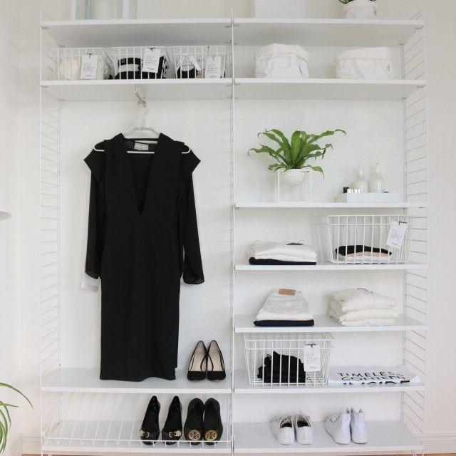 187 best Interior - Closet images on Pinterest | Walk in wardrobe ...