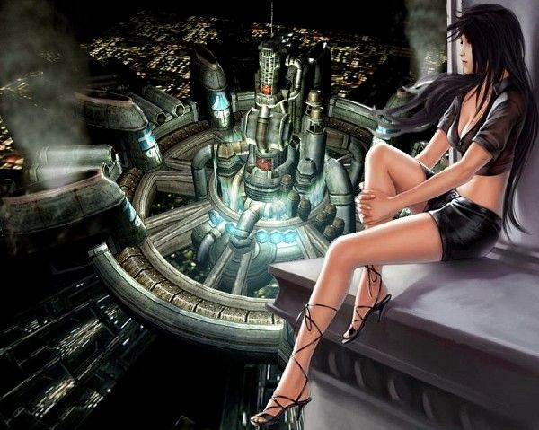 Final Fantasy VII - Tifa Lockhart