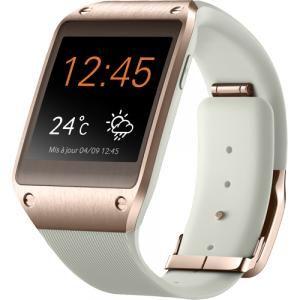 La montre Samsung Galaxy Gear est le cadeau idéal : design travaillé, fonctionnalités complètes, rien de mieux pour optimiser l'utilisation de son smartphone #SFR #NoelSFR #Samsung #smartwear